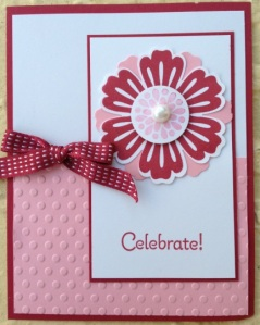 Stampin' Up! Mixed Bunch