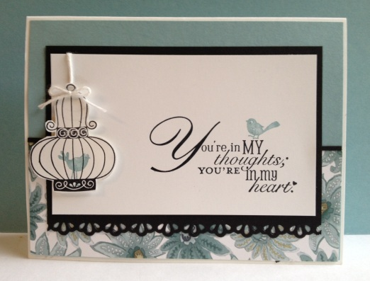 Stampin' Up! Aviary