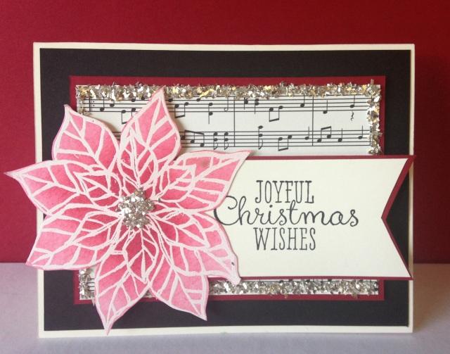 Iguanastamp: Stampin' Up Joyful Christmas and Modern Medley dsp
