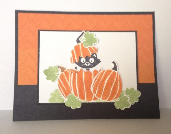 Iguanastamp! Stampin' Up Fall Fest and You Little Furball