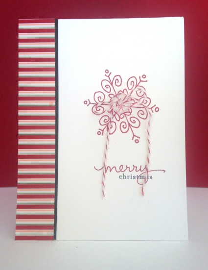 Iguanastamp! Stampin' Up Endless Wishes