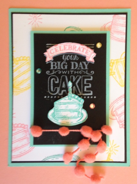 Iguanastamp! Stampin' Up Big Day stamp set