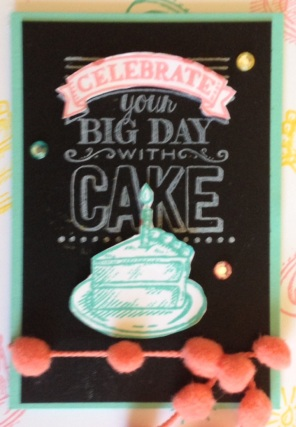Iguanastamp! Stampin' Up Big Day