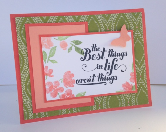 Iguanastamp! Stampin' Up Painted Petals